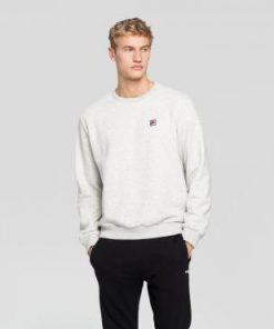 Fila Hector Crew Sweat Light Grey