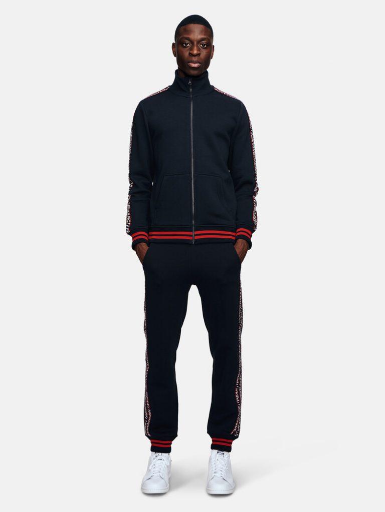 Peak Performance Seasonal  Zip Jacket Dark Blue