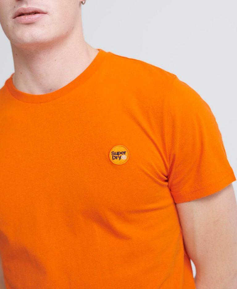 Superdry Collective Tee Orange