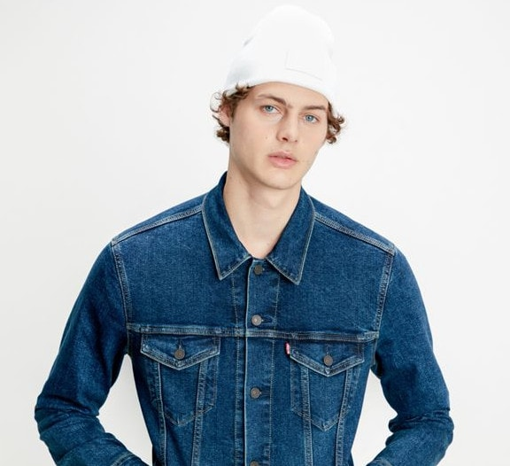 Levi's Trucker Jacket Moon lit