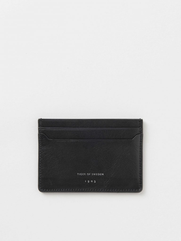 Tiger of Sweden Forsta Wallet Black