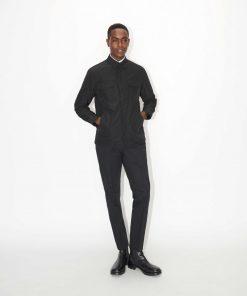 Tiger of Sweden Trifolia Outerwear Jacket Black
