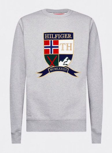 Tommy Hilfiger Menswear Flex Multi Gingham Shirt Blue