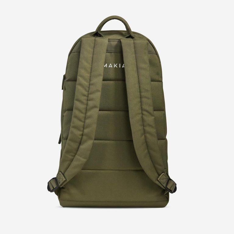 Makia Ahjo Backpack Green