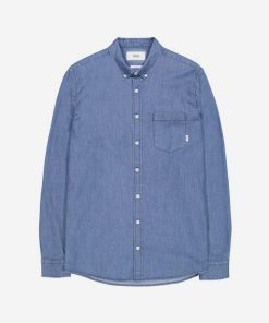 Makia Archipelago Shirt Stone Wash