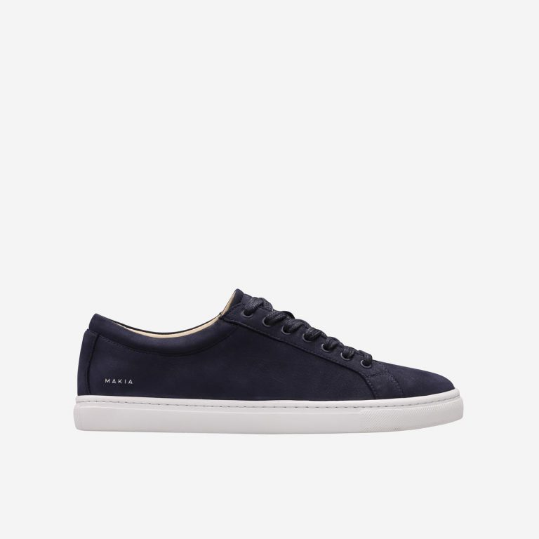Makia Borough Shoes Dark Navy
