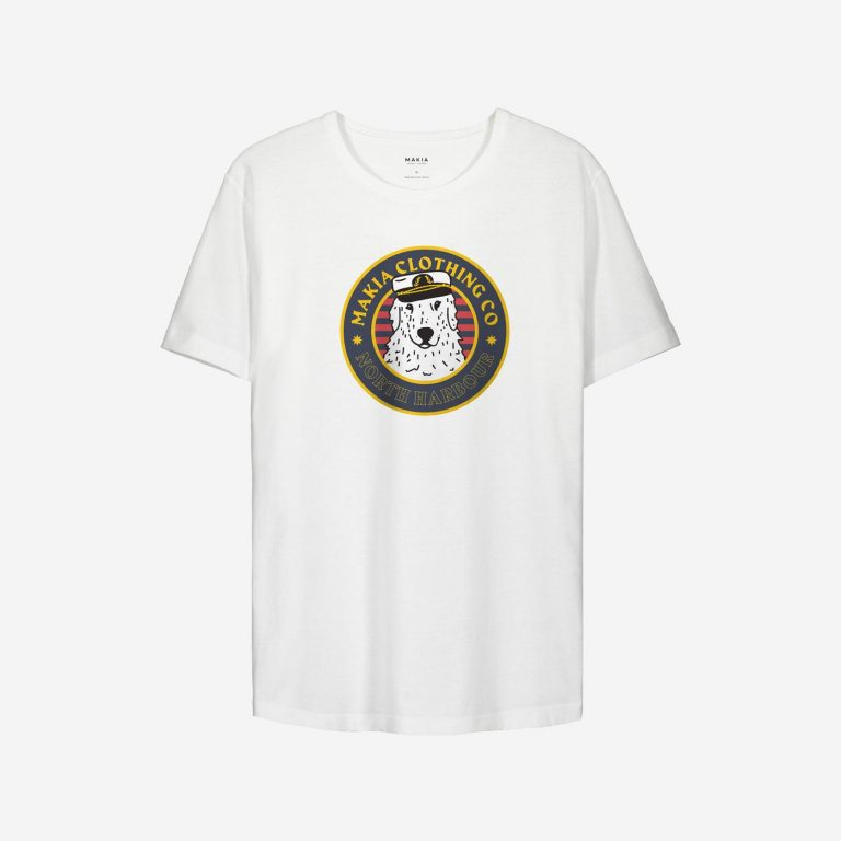 Makia Pepi T-Shirt White