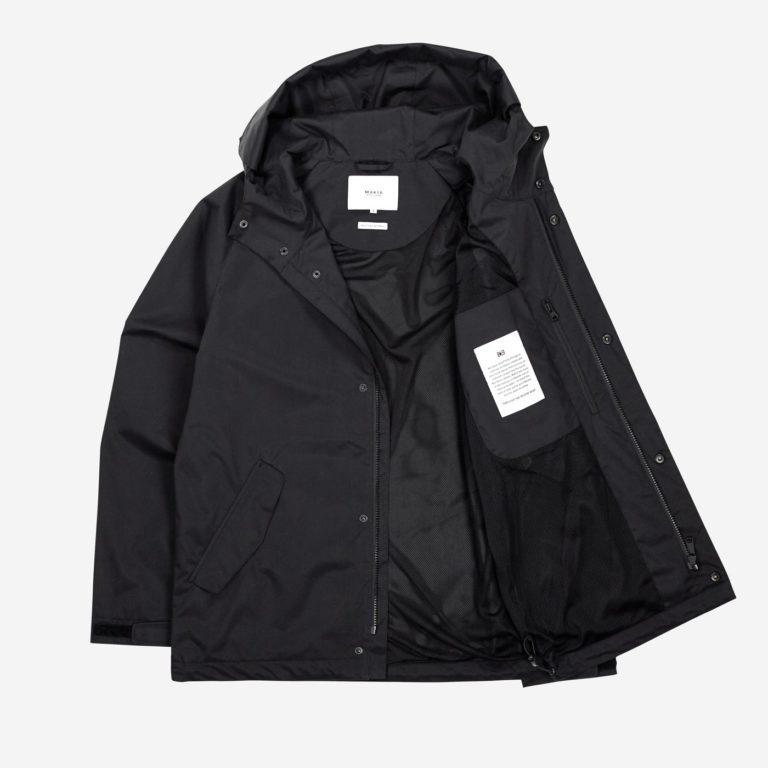 Makia Region Jacket Black