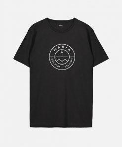 Makia Scope T-Shirt Black