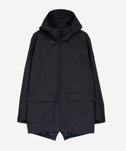 Makia Shelter Jacket Dark Navy