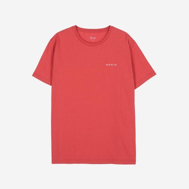Makia Trim T-Shirt Blue