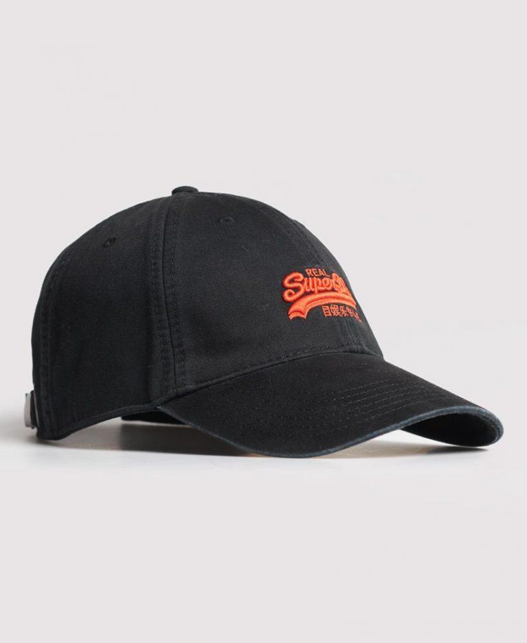Superdry Cap Black