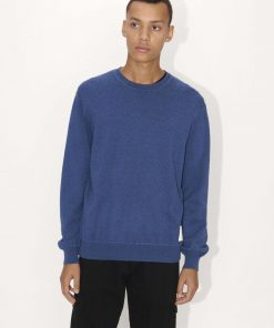 Tiger Jeans Guss Pullover Deep Water