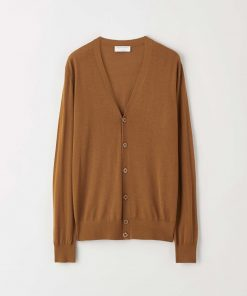 Tiger of Sweden Navid Cardigan Sand