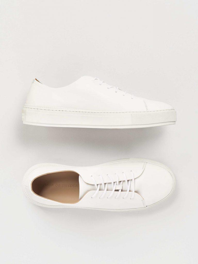 Tiger Sampe Sneaker White