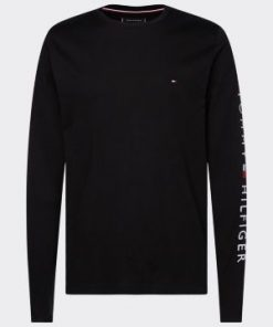 Tommy Hilfiger longsleeve logo t-shirt