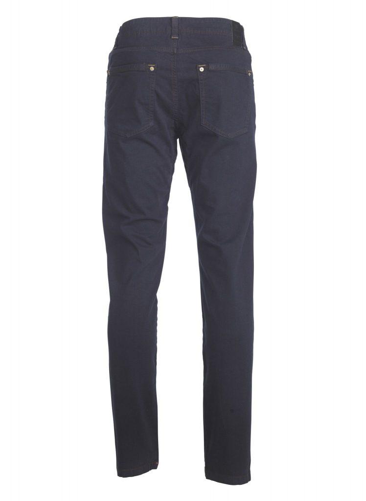 Hansen & Jacob 5Pkt Cut'n Sew Trousers Navy