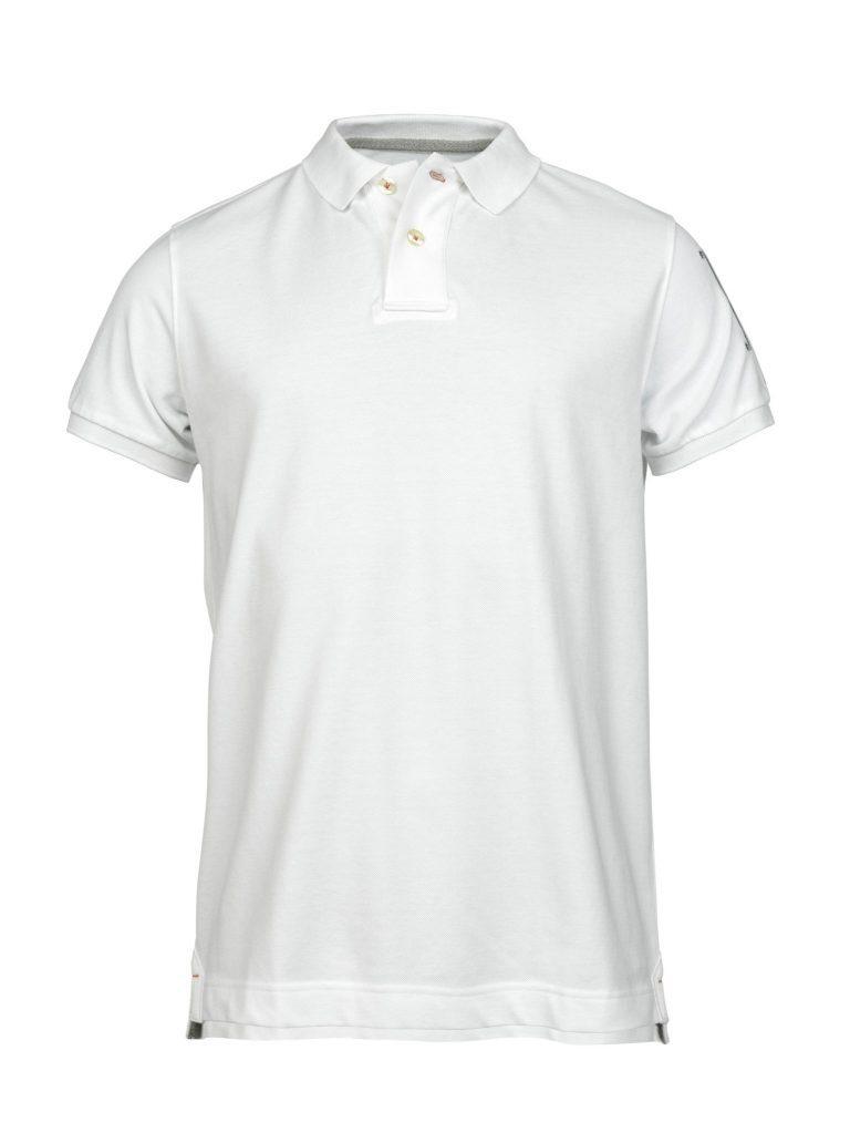 Hansen & Jacob Rough Style Polo White