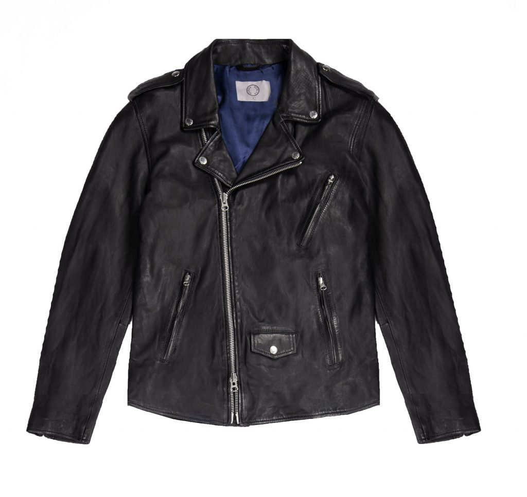 Human Scales Adam leather jacket