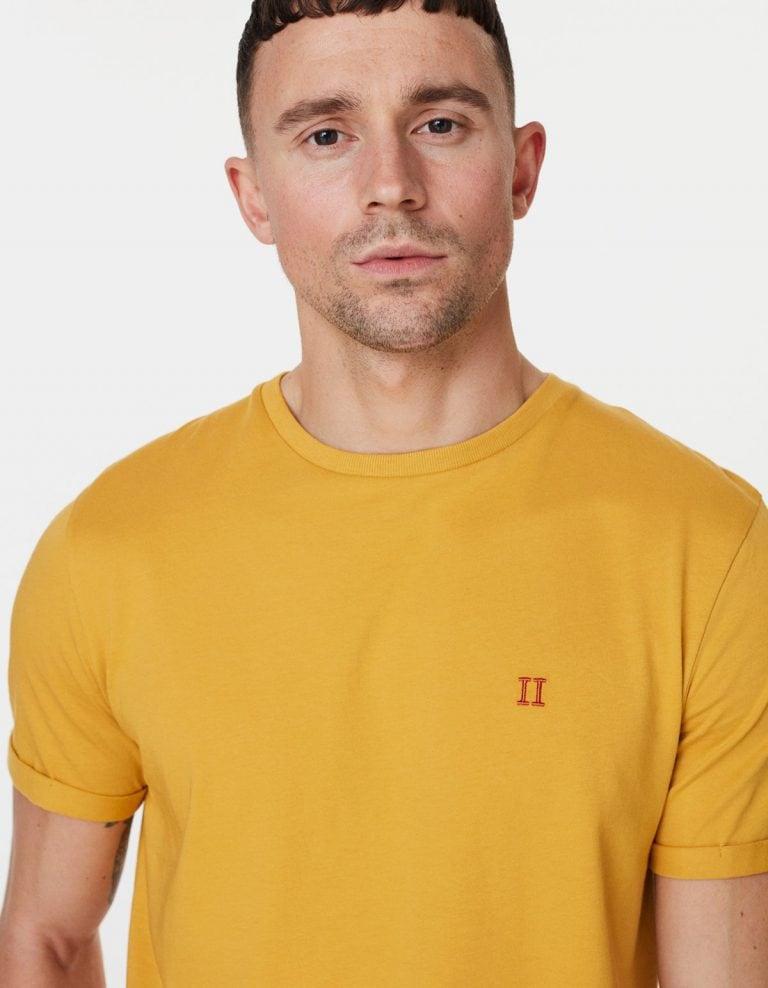 Les Deux Norregaard T-Shirt Yellow