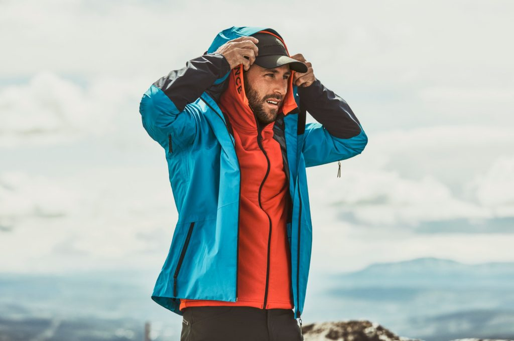 Peak Performance spring jacket