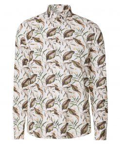 Les DEux Latif flower print shirt