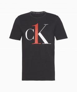 Calvin Klein Lounge T-shirt Black