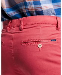 Gant Sunfaded Shorts Red