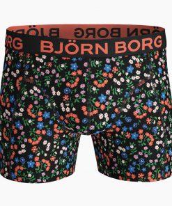 Björn Borg 2-Pack Meadow Boxers Black