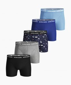 Björn Borg Vår Essentials 5-Pack Boxers