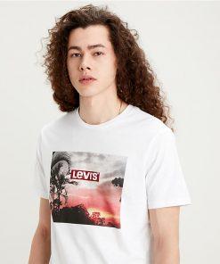 Levi's Graphic T-shirt White