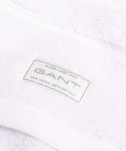 Gant Home Organic Cotton Premium Terry Towel White