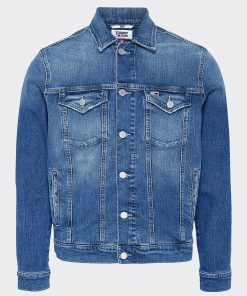 Tommy Jeans Trucker Denim Jacket