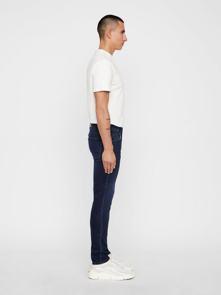 J.LIndeberg Jay Double Jeans Dark Blue