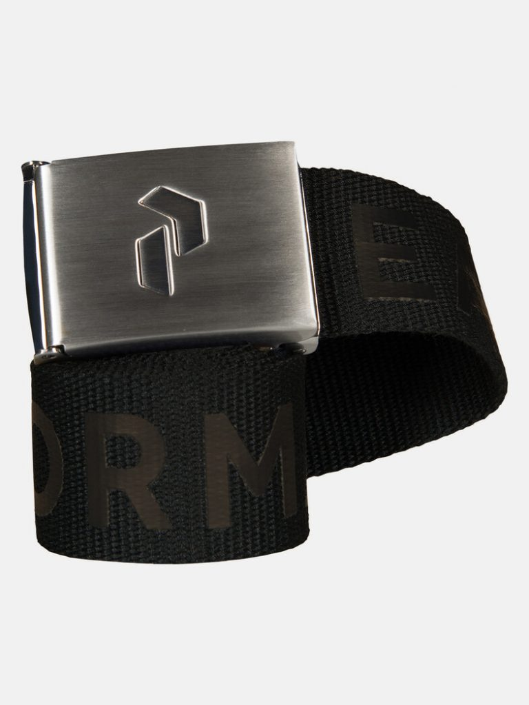 Peak Performance Rider Belt Black