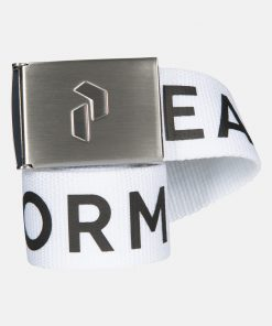 Peak Performance Rider belt White