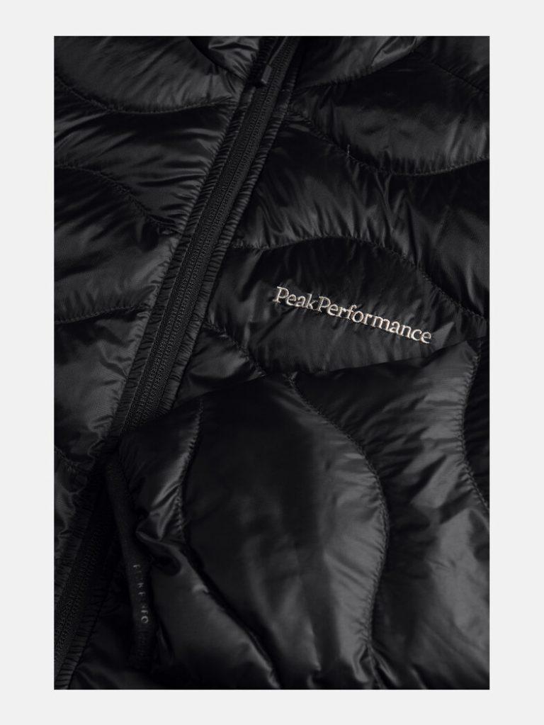 Peak Performance Helium Jacket Black