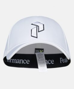 Peak Performance Path Cap White