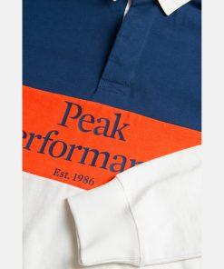 Peak Performance Rugby Shirt Blue