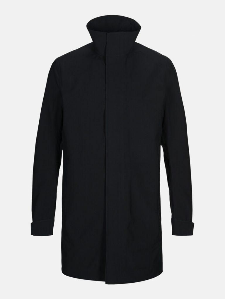 Peak Performance Softshell Coat Black