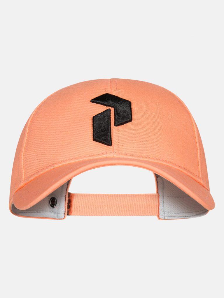 Peak Performance Retro Cap Peach