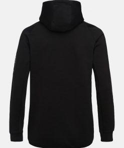 Peak Performance Tech Zip Hood Black