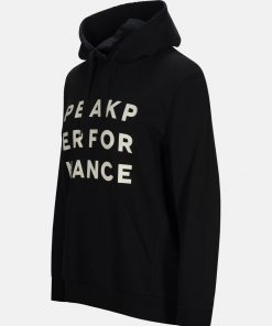 Peak Performance Ground Hood Black