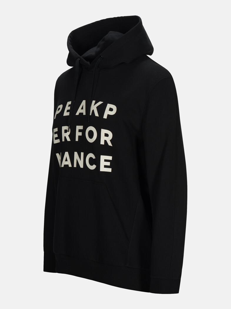 Peak Performance Ground Hood Black