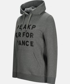 Peak Performance Ground Hood Grey