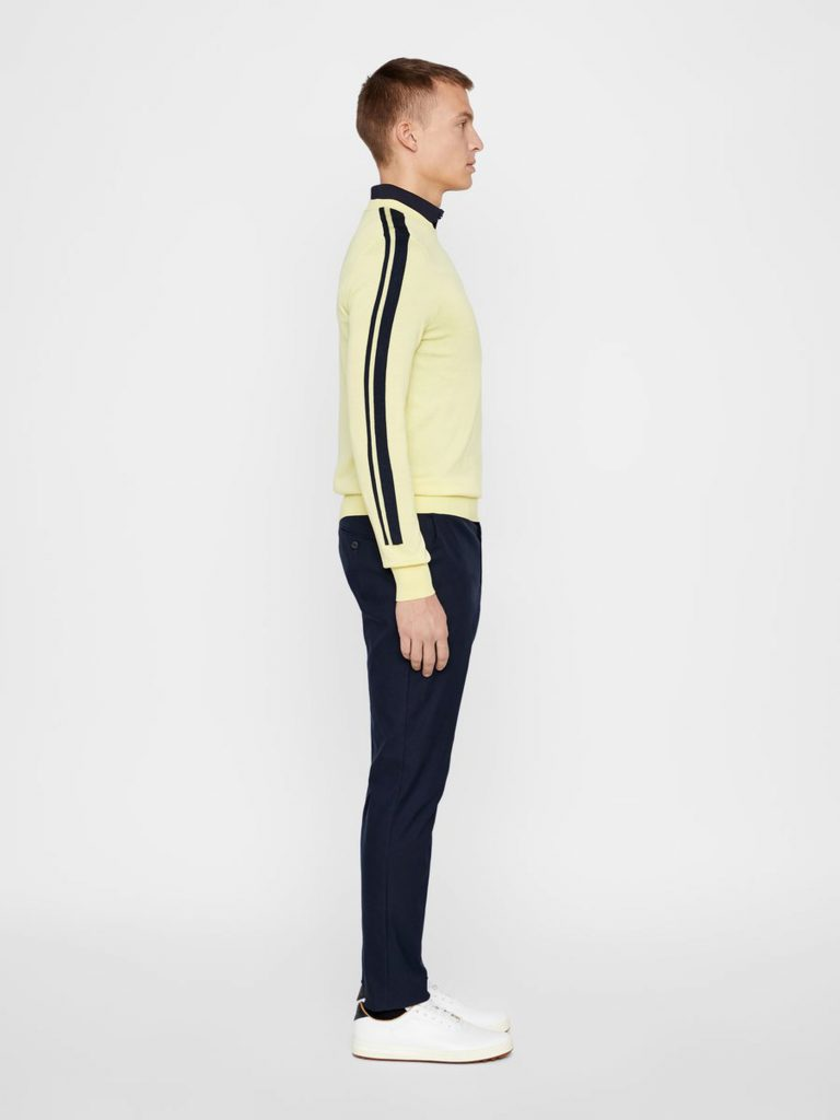 J.Lindeberg Kevin Knitted Sweater Yellow