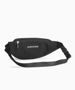 Calvin Klein Sport Bum Bag Black