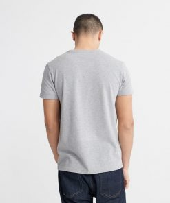 Superdry Infill Store Tee Grey