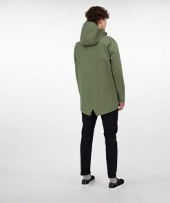 Makia Shelter Jacket Green