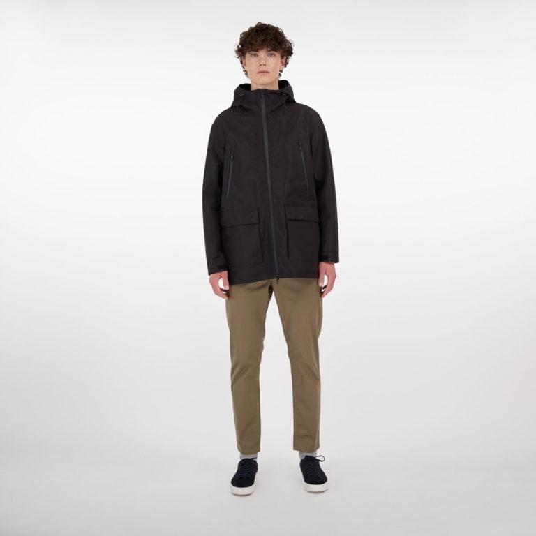 Makia 3L Shelter Jacket Black